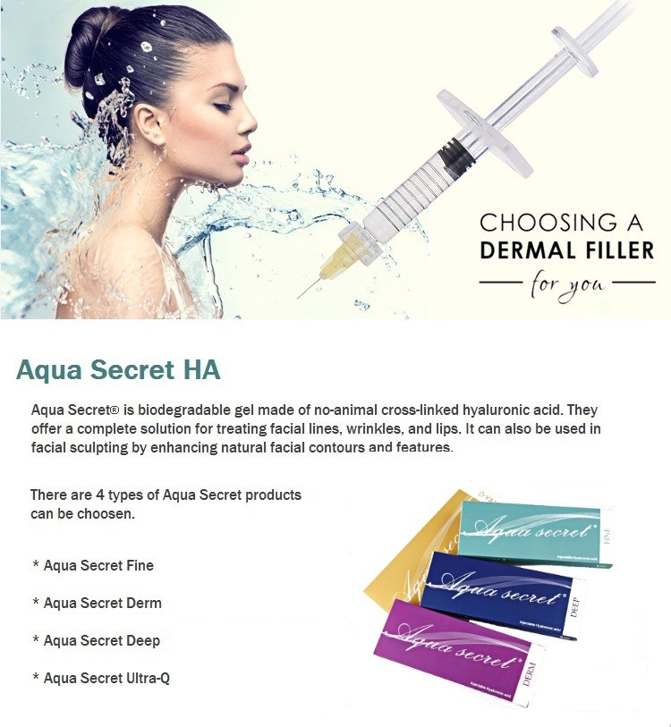 Easy to use hyaluronic acid ampoule from dermax