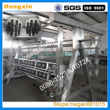 industrial cooling machine/automatic poultry slaughter equipment/chicken meat processing machinery