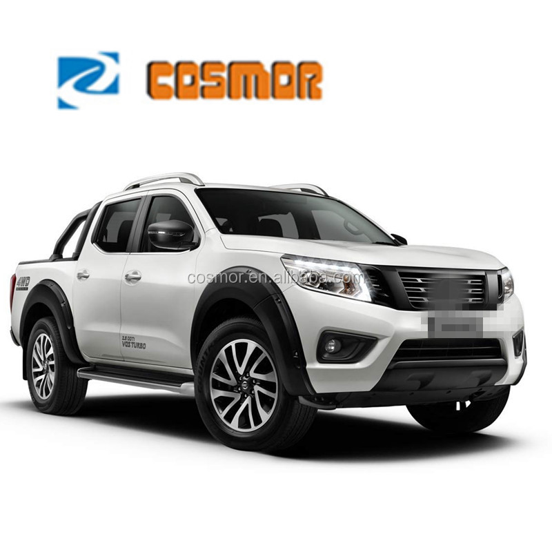 ABS Grill with DRL for NAVARA NP300