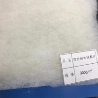 2019 New Style Thermal Insulation Material Made Of Soybean Cotton Wool Fibre Quilt Natural Plant fibre Non woven Batting
