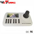 "New Style 5"" Color LED Screen Plug & Play HDMI Output 3D Joystick IP PTZ camera Keyboard"