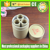 round shape paper Tube paper packaging coffee tube for sales
