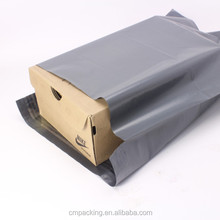 Good quality grey recycle material custom mailing poly bag