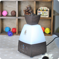 7 color changing electric diffuser ionzing aroma lamp air freshener GX-04K