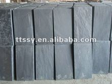 Natural roofing slate tiles