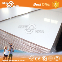 UV / Acrylic / Melamine High Gloss White MDF Board