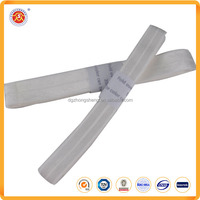 Chinese manufacturer custom 1 inch fold over elastic band