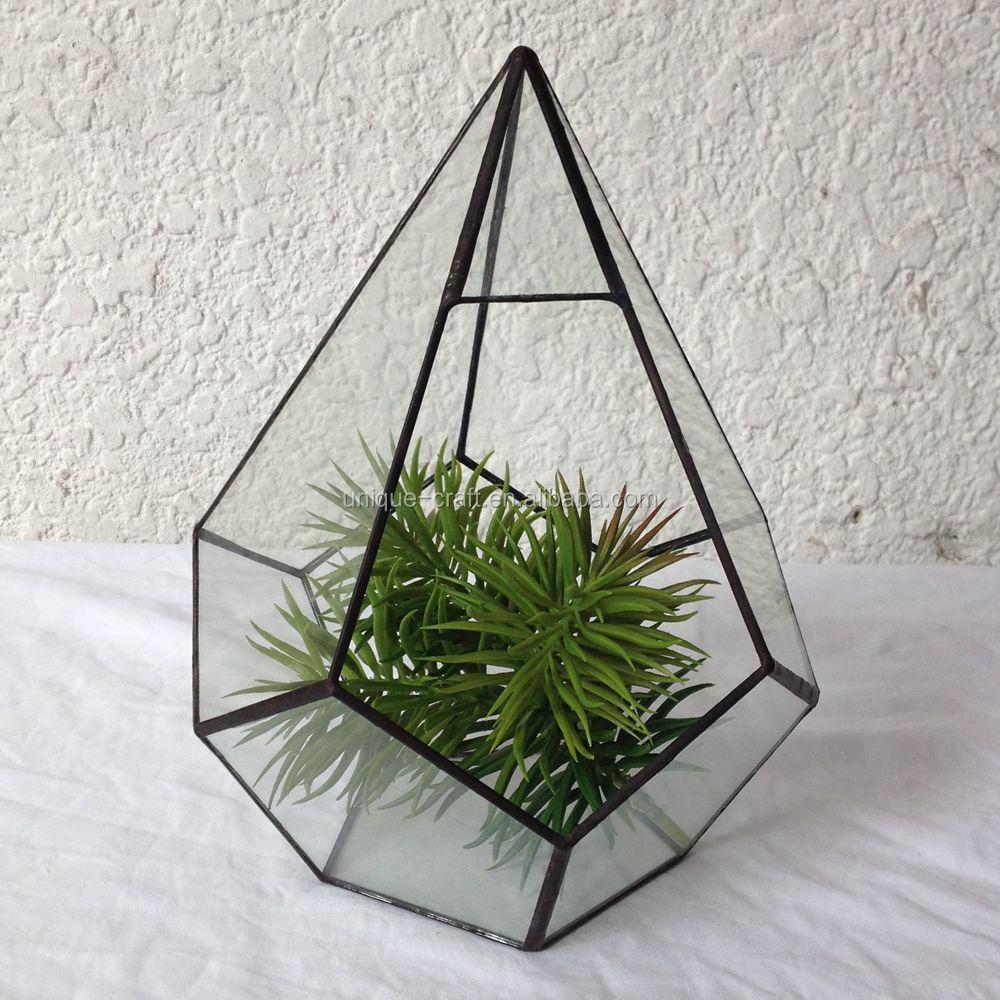 Most Popular Hanging Succulent Planter Glass Terrarium Garden Flower