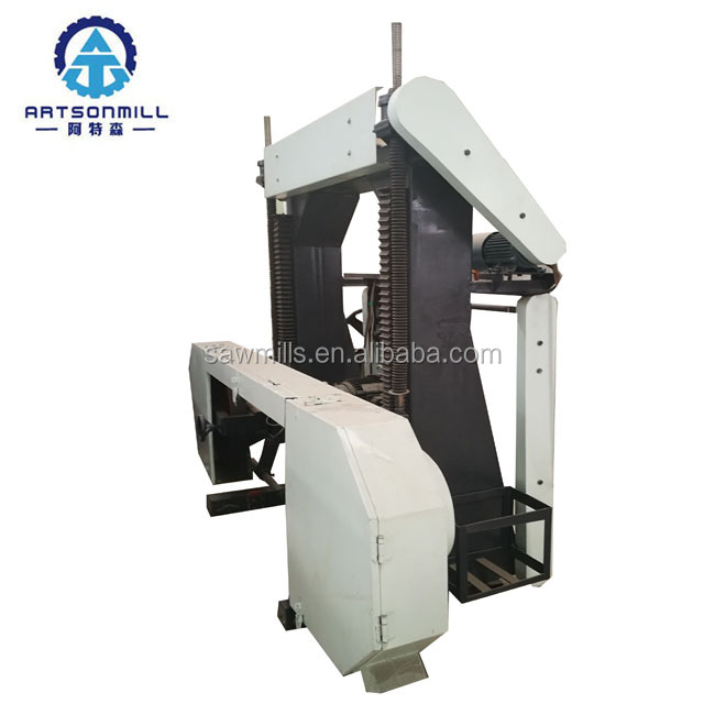 multifunction woodworking machine wood portable sawmill logs band saw cutting