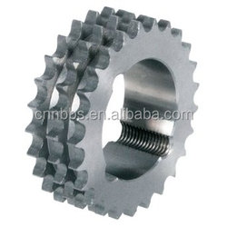 High quality chain sprocket with taper bore