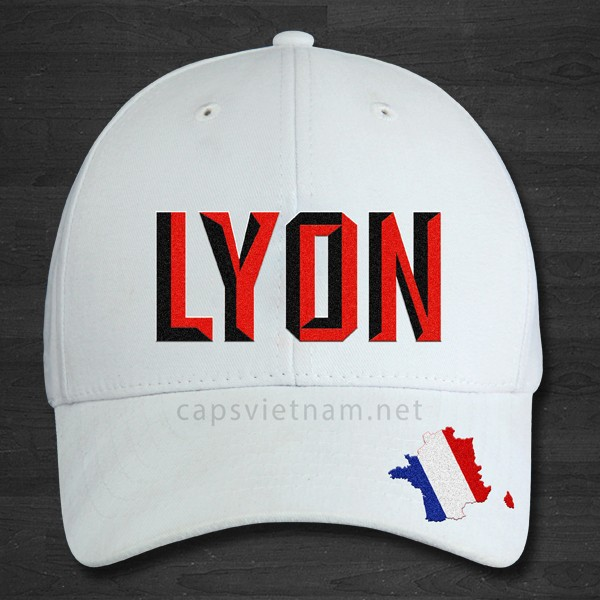French Lion tour baseball caps