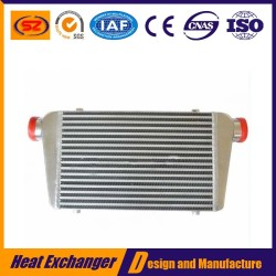 Bar and Plate Universal Turbo Intercooler/Aluminum intercooler