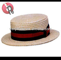 fashion straw hat cap boater