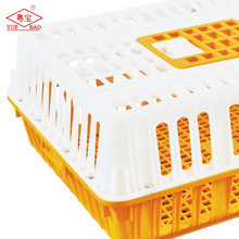 Large transfer transporting plastic poultry layer nesting box industrial chicken coop cages laying hens for used