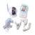 2.4GHz Digital Video Baby Monitor with Infrared Night Vision 2.4 LCD Screen,Music