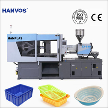 Plastic Crate Injection Molding Machine ZX-530