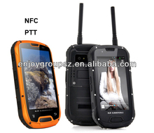 Military Standard BATL S09 with PTT IP68 Quad core Shockproof Smart Cell Phone