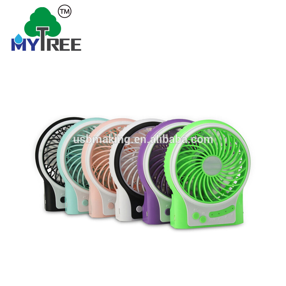 Mytree USB Fan, USB Mini Fan, USB Four Leaf Mini Fan