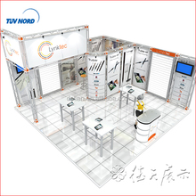 Shanghai exhibition booth design and building