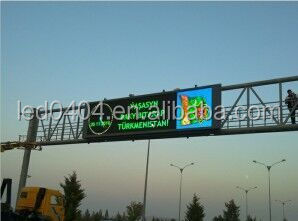 Outdoor Led Display With Super Thin Cabinet And Full Color//outdoor Advertising Outdoor p10 Led Billboard