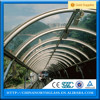 Building glass curtain wall laminated glass