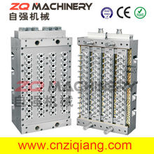48 Cavities PET Preform Molds with Shut-Off Nozzle for variety electric plastic moulding parts processing factory