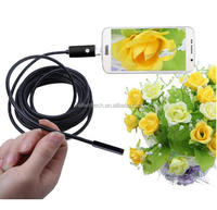 Endoscope, Snake Camera, USB Borescope Waterproof Inspection Camera for Laptops and USB OTG Compatible Android Smartphones