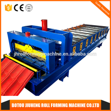 Full automatic c/u profile light steel keel roll forming machine