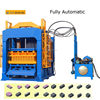 QT10-15 Top level promotional cement common brick machine price
