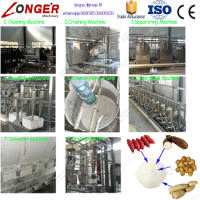 Lotus Root Starch Machine, Machinery for the Processing of Tapioca Starch