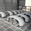 Excavator Cast Iron Test Counterweights For