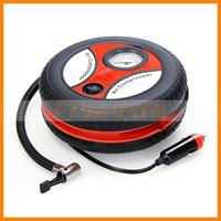 12V Mini Compact Tire Inflation Equipment Air Compressor 300 Psi Cigarette Bike Car Van Tyre Inflator