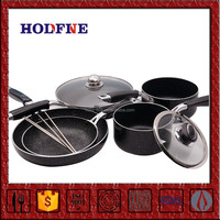 Kitchen Daily Cooking Multifunction non-stick cookware set