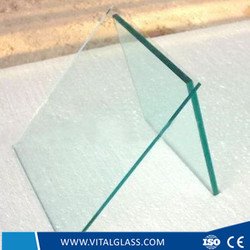 6mm Thick Clear Float Glass Sheet