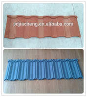 Roof sheet in metal for house/good quality building material in Africa