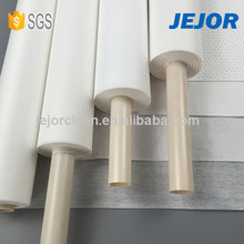 55% woodpulp 45% PET 56gsm 195mm core for dek SMT stencil cleaning cloth roll