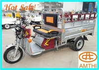 Electric Scooter For Cargo,Hot Rickshaw With Bajaj Motor,Cheap Trike,New Three Wheel Motorcycle,Amthi