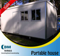 Prefabricated CBM mobile site office