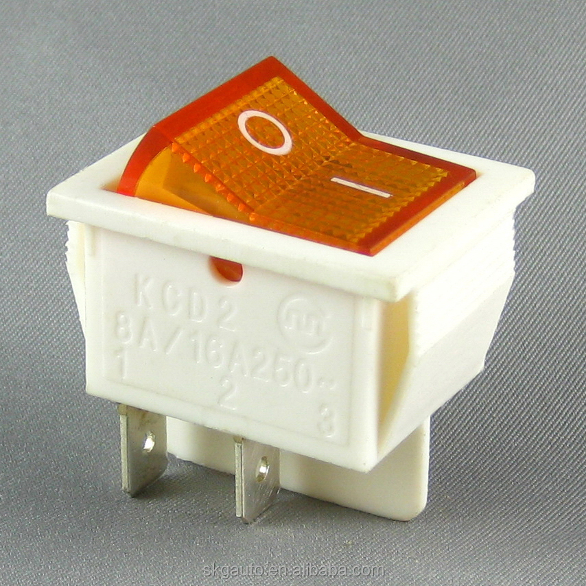 250v t125 r11 16a Waterproof rocker <strong>switch</strong>