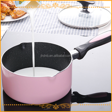 16cm noodle pot aluminium alloy milk boiling warmer pot