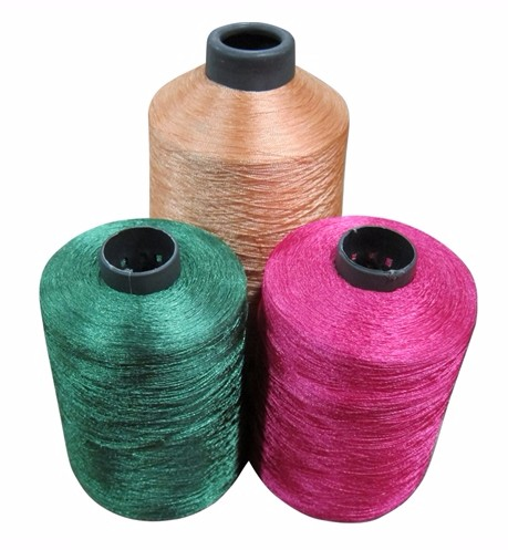 Superior quality 120D/2 polyester embroidery thread for machines