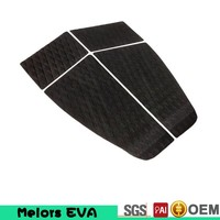 Melors Customized EVA Foam Surfboard Traction Pad OEM EVA surf short deck pad eva foam deck pad made in China for sale