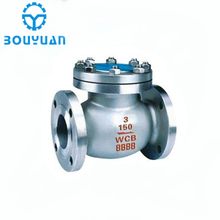 API6D Flanged Stainless Steel Swing Check Valve From China