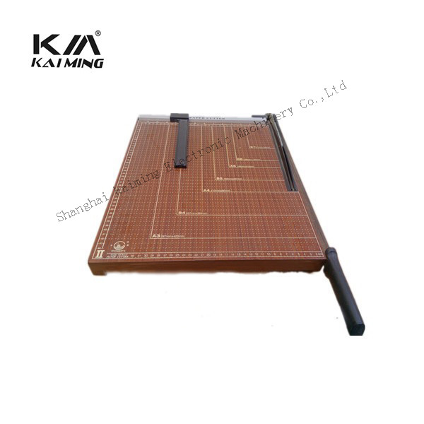 KM-828-2 hand a3 used paper cutter for sale