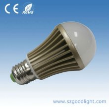 5w good heat emitting led light bulb