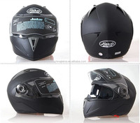 DOT certified stylish motorcycle helmet JK105 with double visor