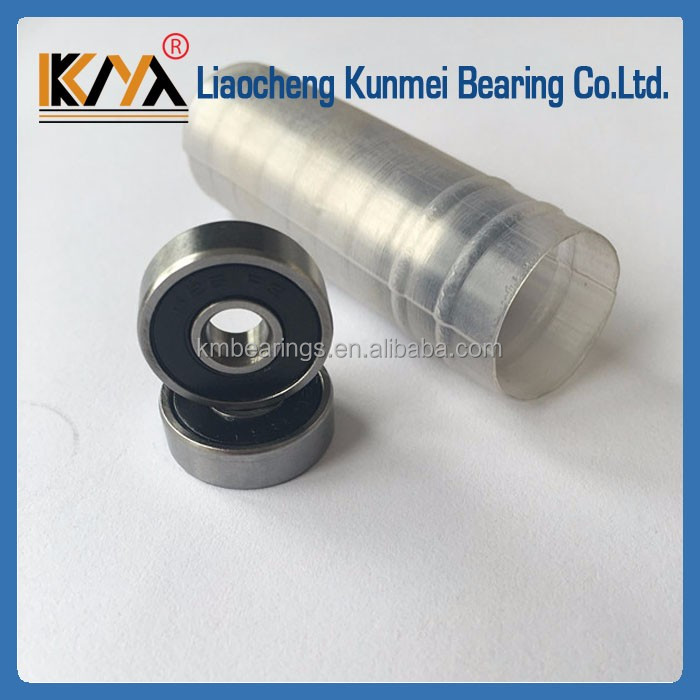 Carbon steel bearing KM 625ZZ miniature ball bearing for toys