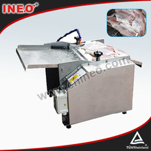 Table Top Stainless Steel Electric Fish Cleaning Machine/Fish Skin Removing Machine/Fish Skinning Machine