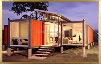 iPrefab-FCHS-M6 Prefabricated Pre-made Container Home Container House
