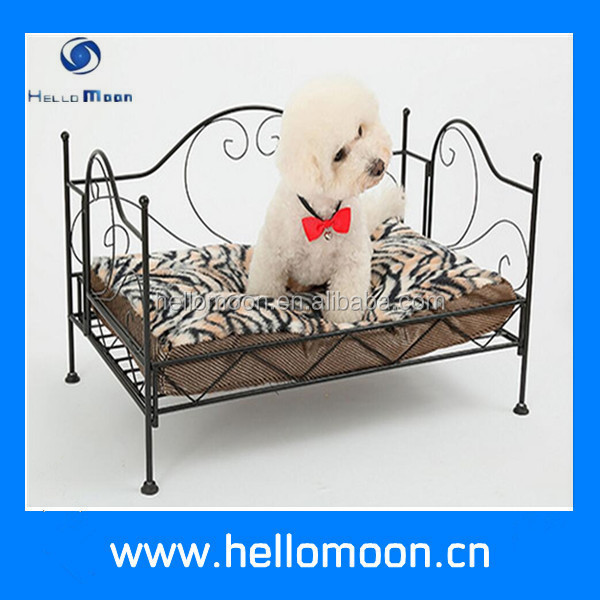 High Quality Fashion Folding Metal Dog Bed